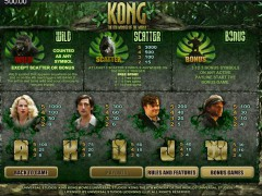 King Kong sloturi77.com GamesOS 2/5