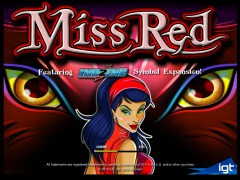 Miss Red - IGT Interactive