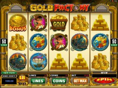 Gold Factory - Microgaming