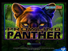 Prowling Panther - IGT Interactive