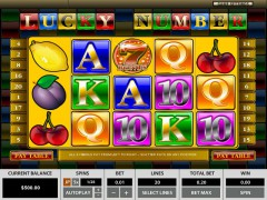 Lucky Number - Topgame