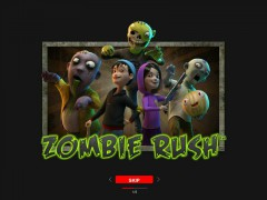 Zombie Rush - Leander Games