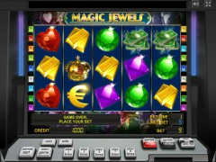 Magic Jewels - Greentube