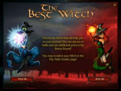 The Best Witch - iSoftBet