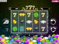 777 Diamonds sloturi77.com MrSlotty 1/5