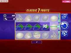 Classic7Fruits sloturi77.com MrSlotty 2/5