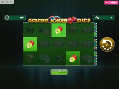 Golden Joker Dice sloturi77.com MrSlotty 2/5