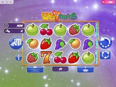 Wild7Fruits sloturi77.com MrSlotty 1/5